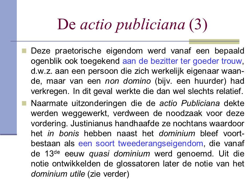 De actio publiciana (3)