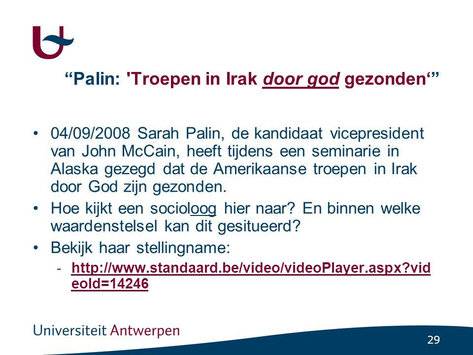 Waarden Lees Peter van Aelst: