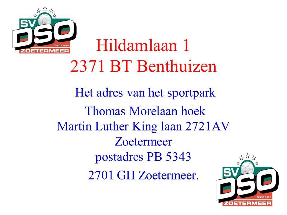 Hildamlaan 1 2371 BT Benthuizen