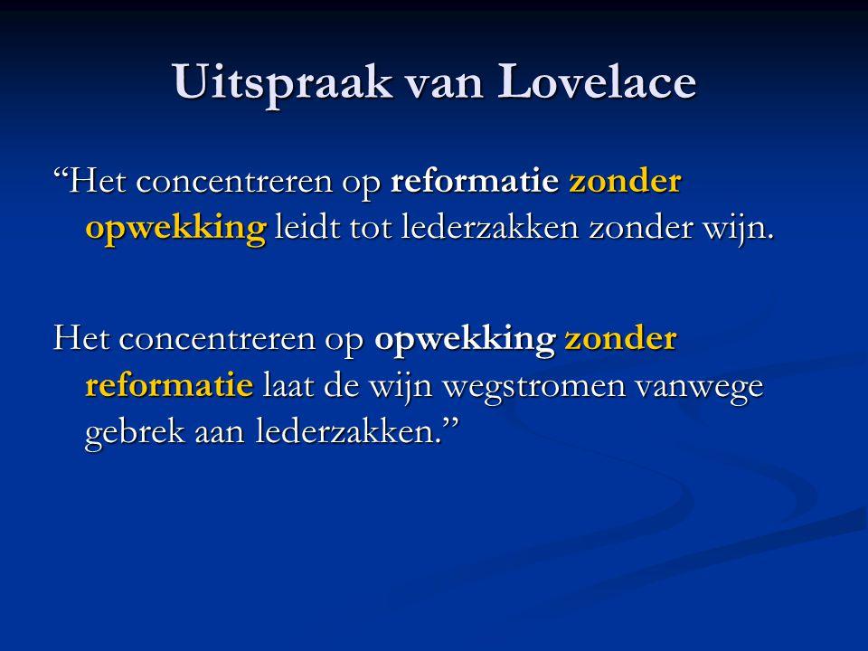 Uitspraak van Lovelace