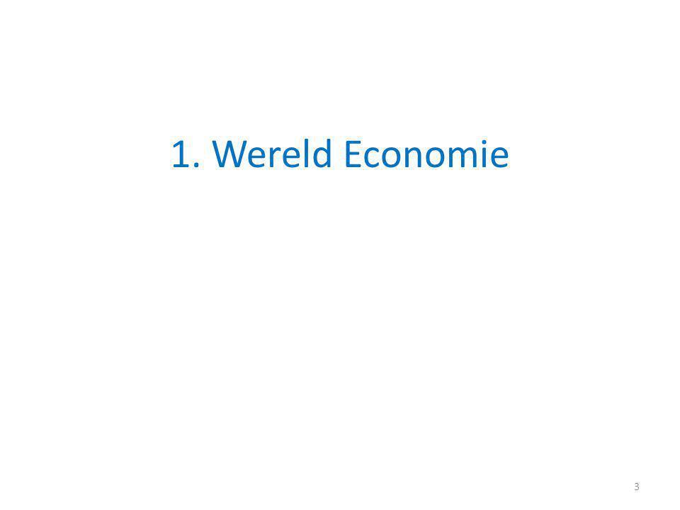 1. Wereld Economie