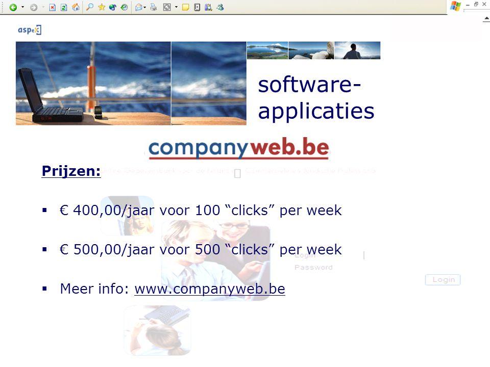 software-applicaties