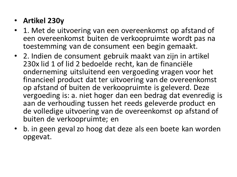 Artikel 230y