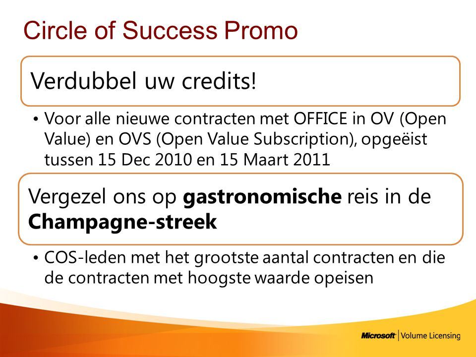 Circle of Success Promo