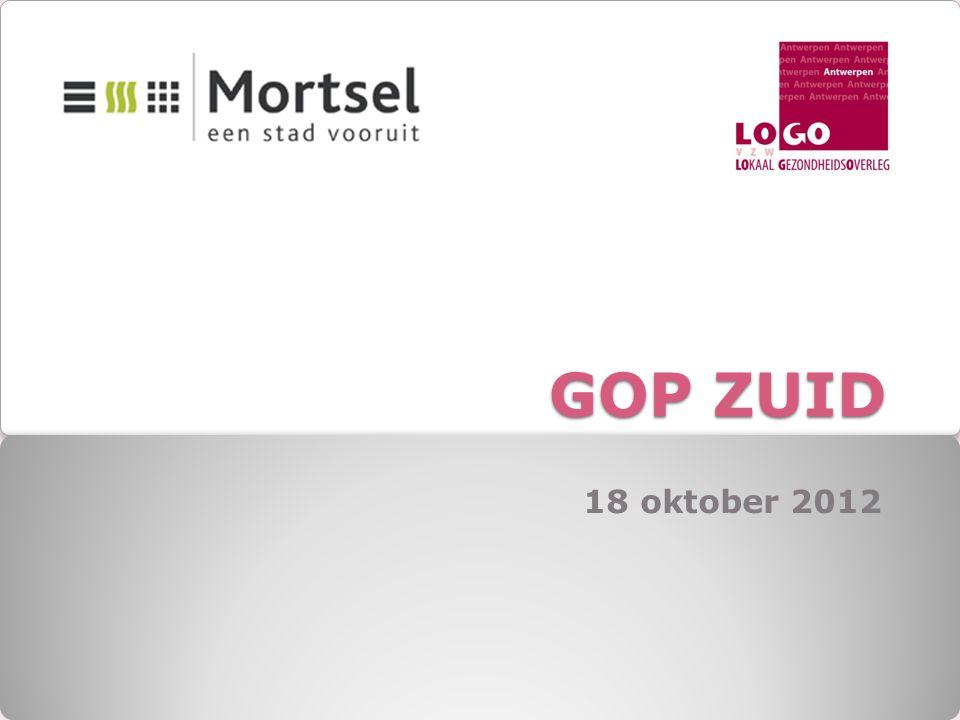 GOP ZUID 18 oktober 2012