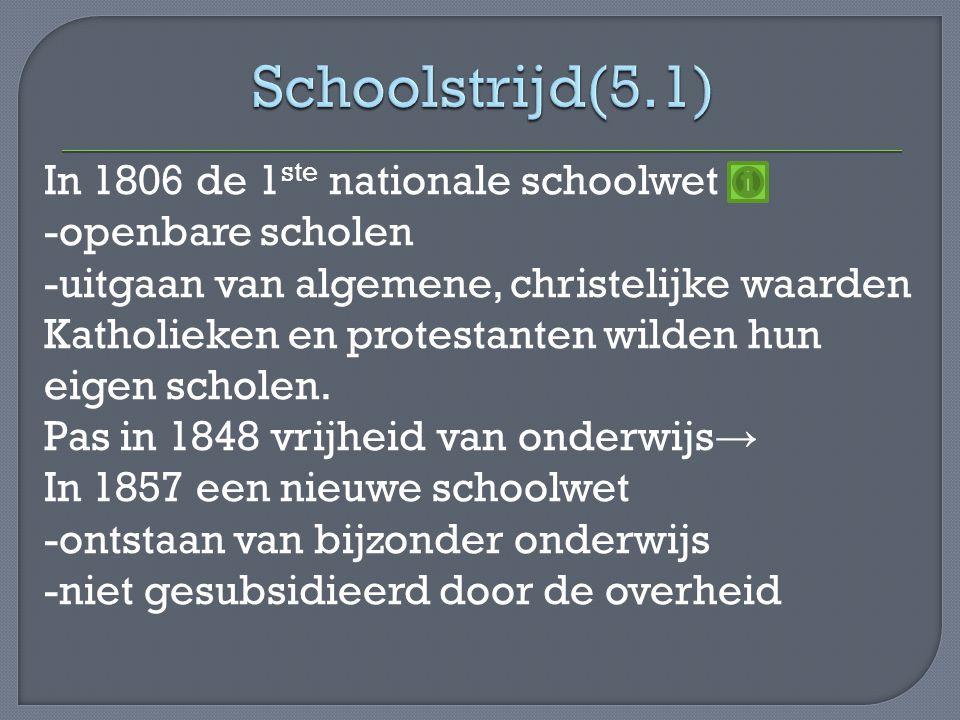 Schoolstrijd(5.1)
