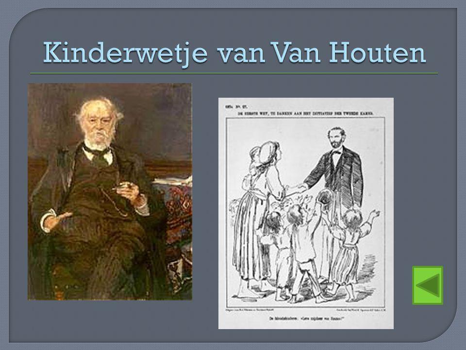 Kinderwetje van Van Houten