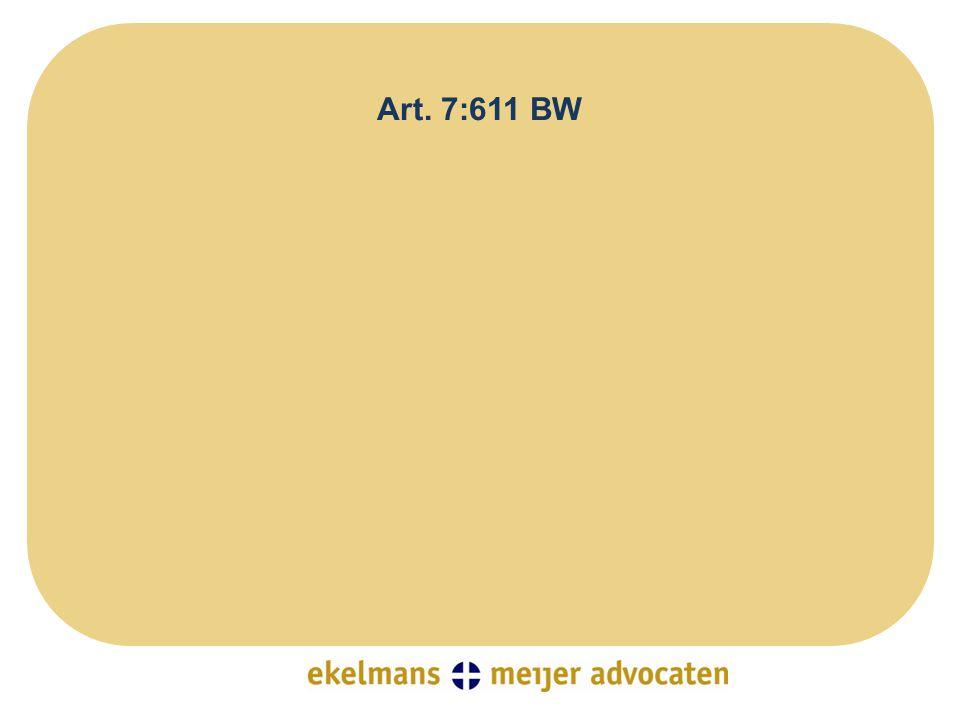 Art. 7:611 BW