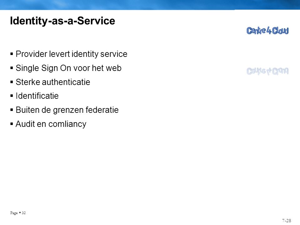 Identity-as-a-Service