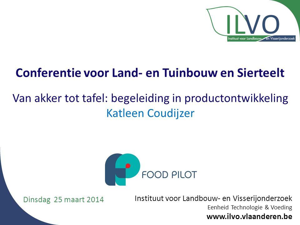 Conferentie voor Land- en Tuinbouw en Sierteelt