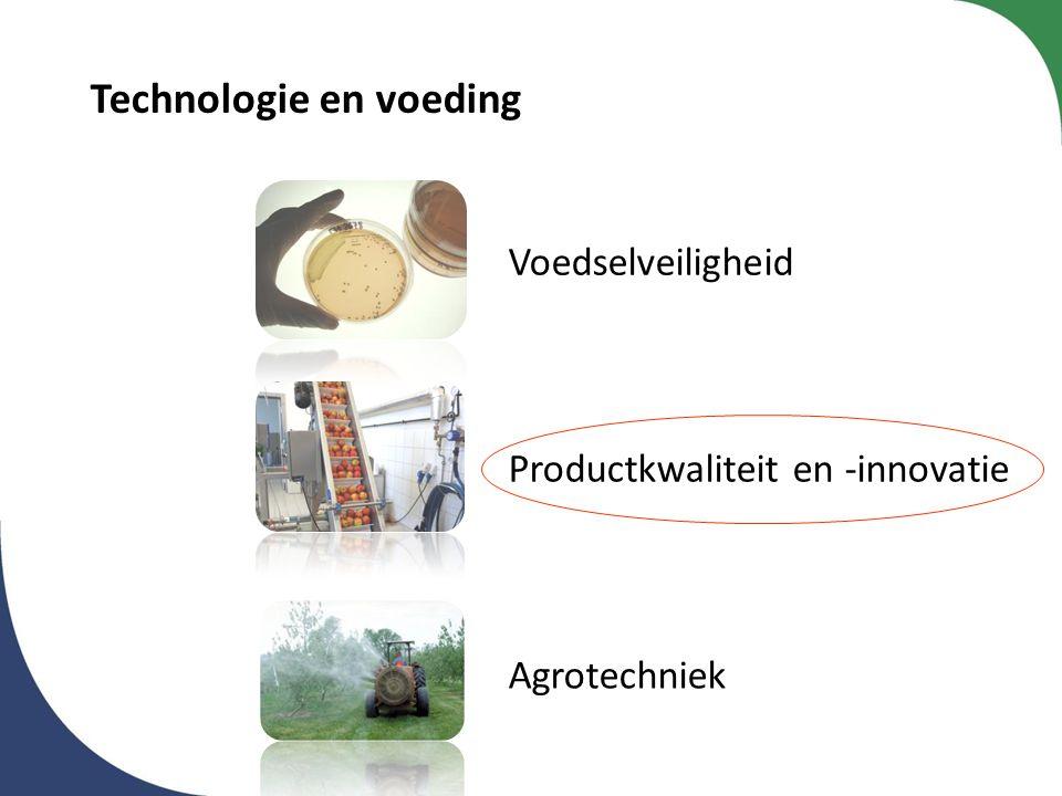 Technologie en voeding
