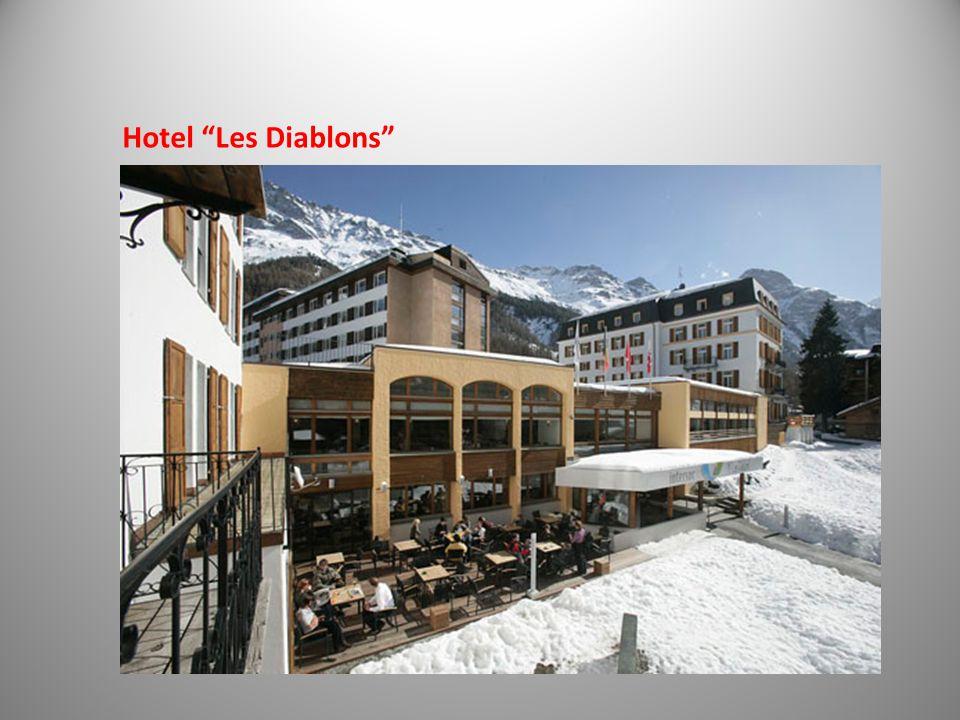 Hotel Les Diablons