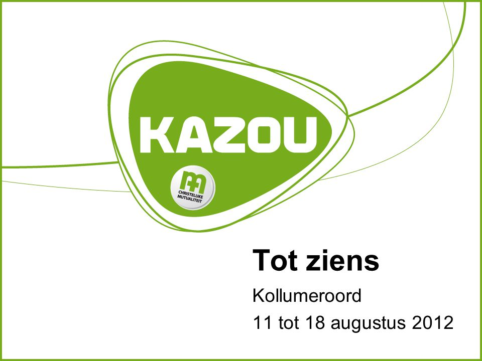 Kollumeroord 11 tot 18 augustus 2012