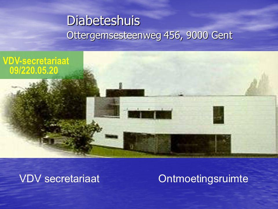 Diabeteshuis Ottergemsesteenweg 456, 9000 Gent