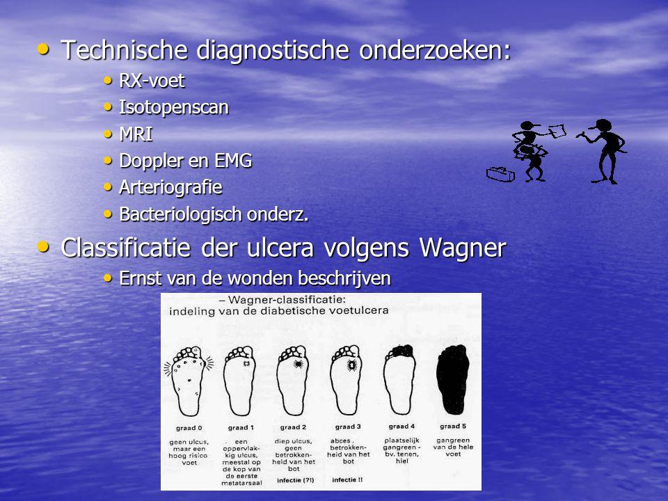 Technische diagnostische onderzoeken:
