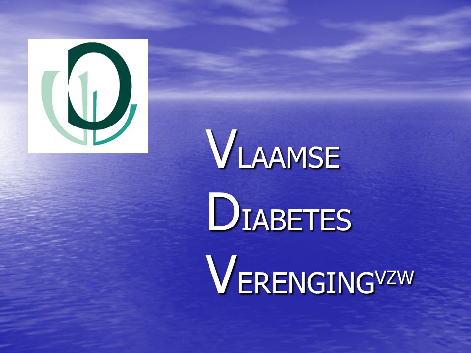 VLAAMSE DIABETES VERENGINGVZW