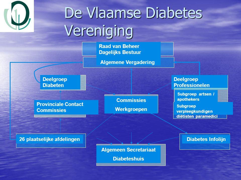 De Vlaamse Diabetes Vereniging