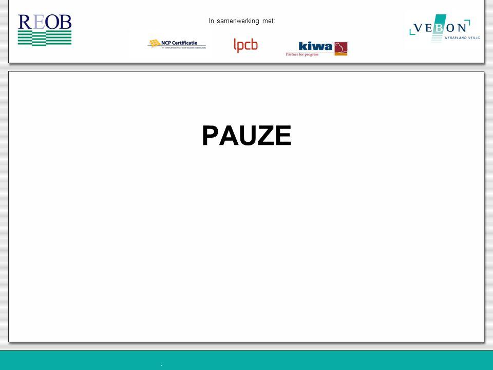 In samenwerking met: PAUZE