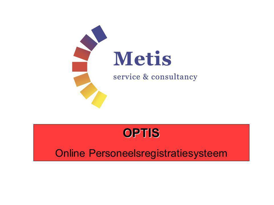 Online Personeelsregistratiesysteem