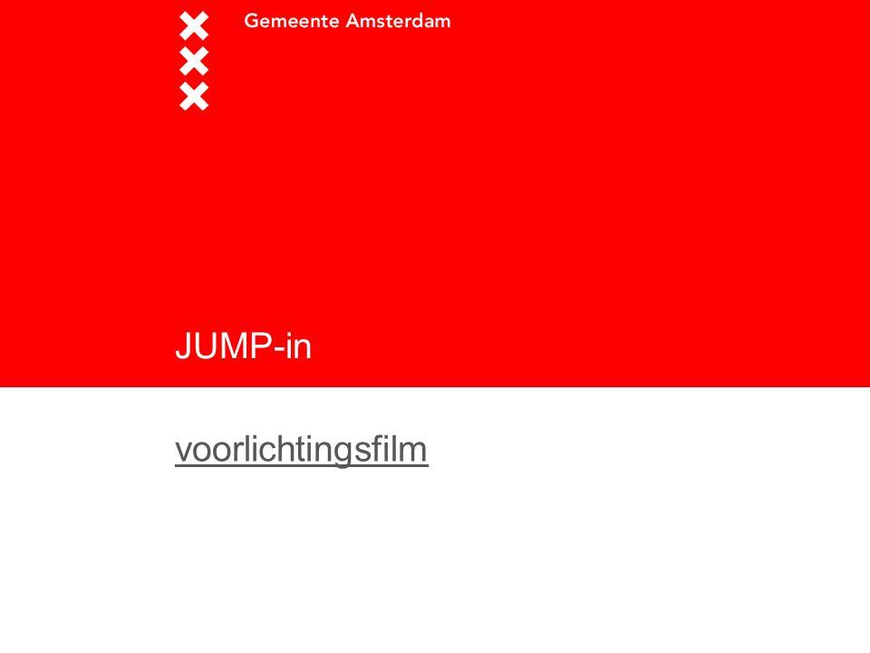 JUMP-in voorlichtingsfilm 2 onderzoeken: