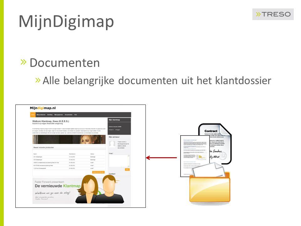 MijnDigimap Documenten