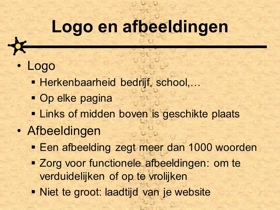 Logo en afbeeldingen Logo Afbeeldingen