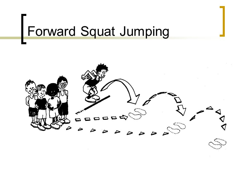 Forward Squat Jumping