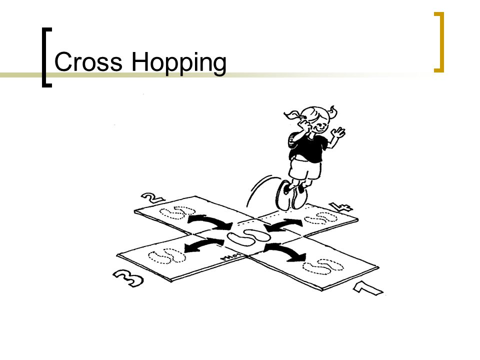 Cross Hopping