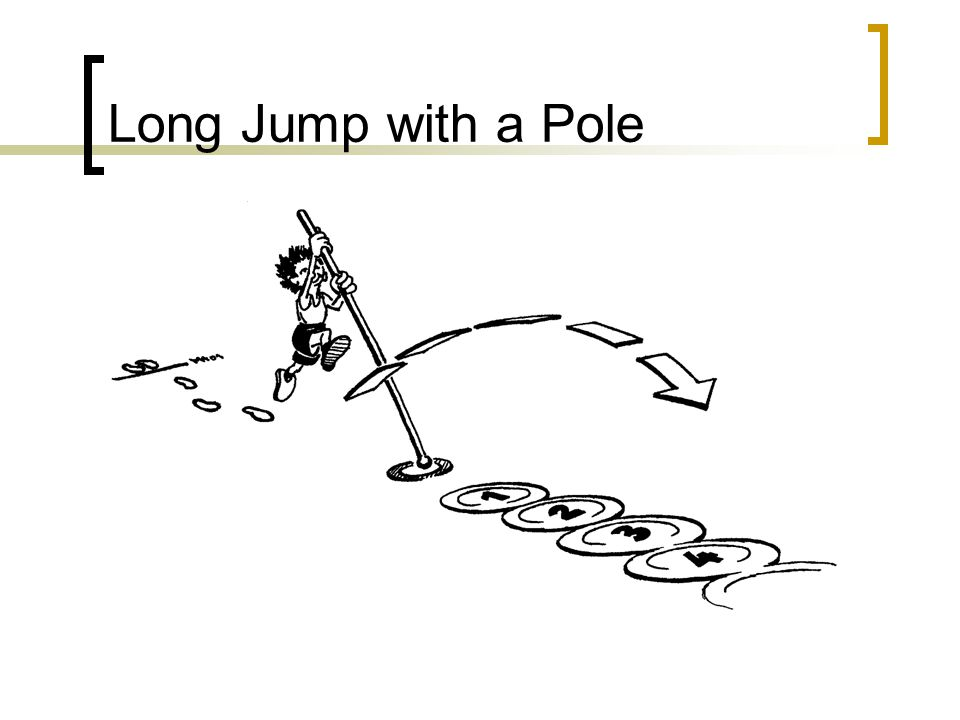 Long Jump with a Pole