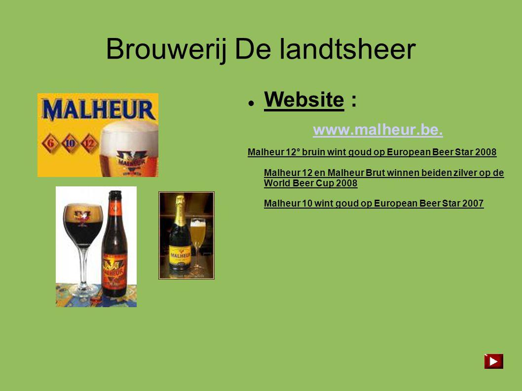 Brouwerij De landtsheer