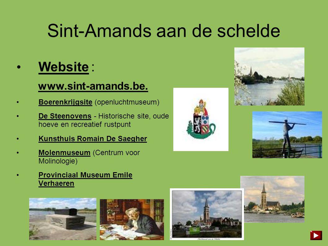 Sint-Amands aan de schelde