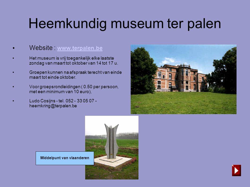 Heemkundig museum ter palen