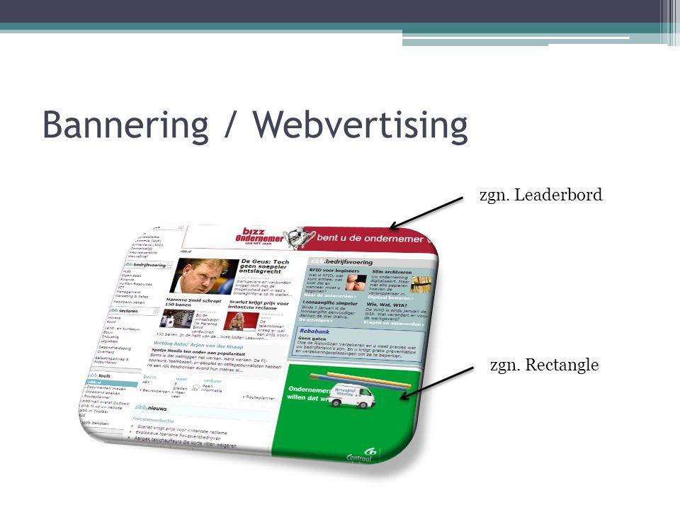 Bannering / Webvertising