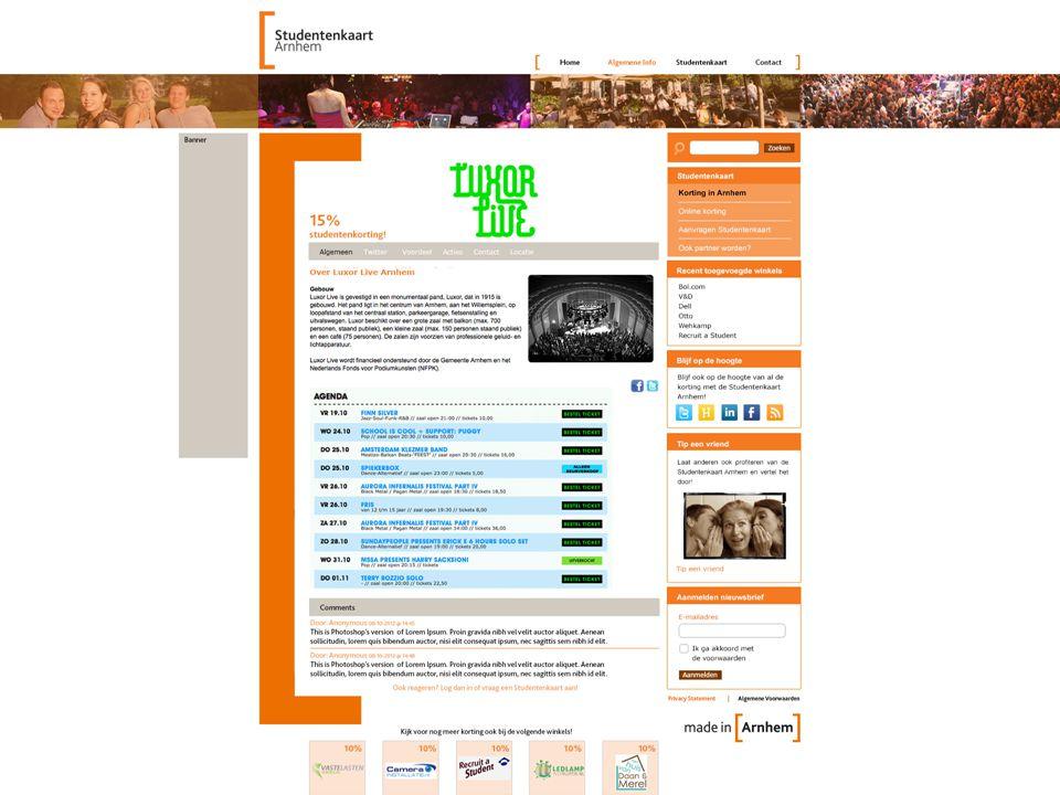 CNA Presentatie 22 Oktober 2012