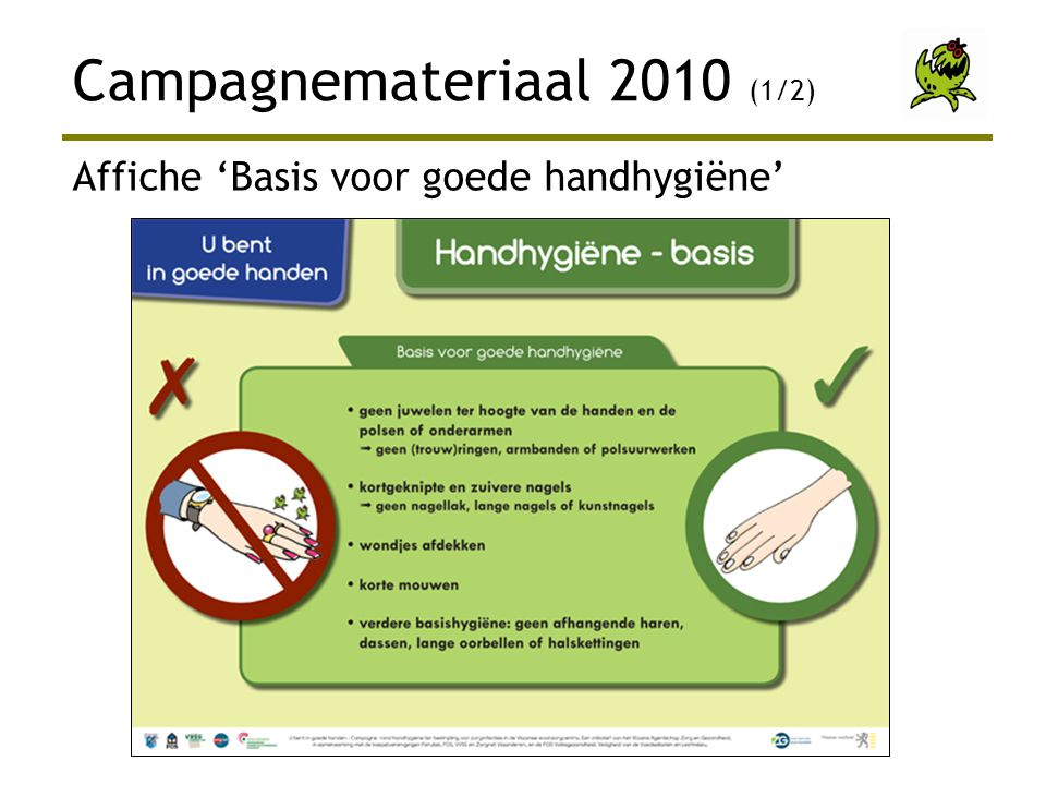 Campagnemateriaal 2010 (1/2)
