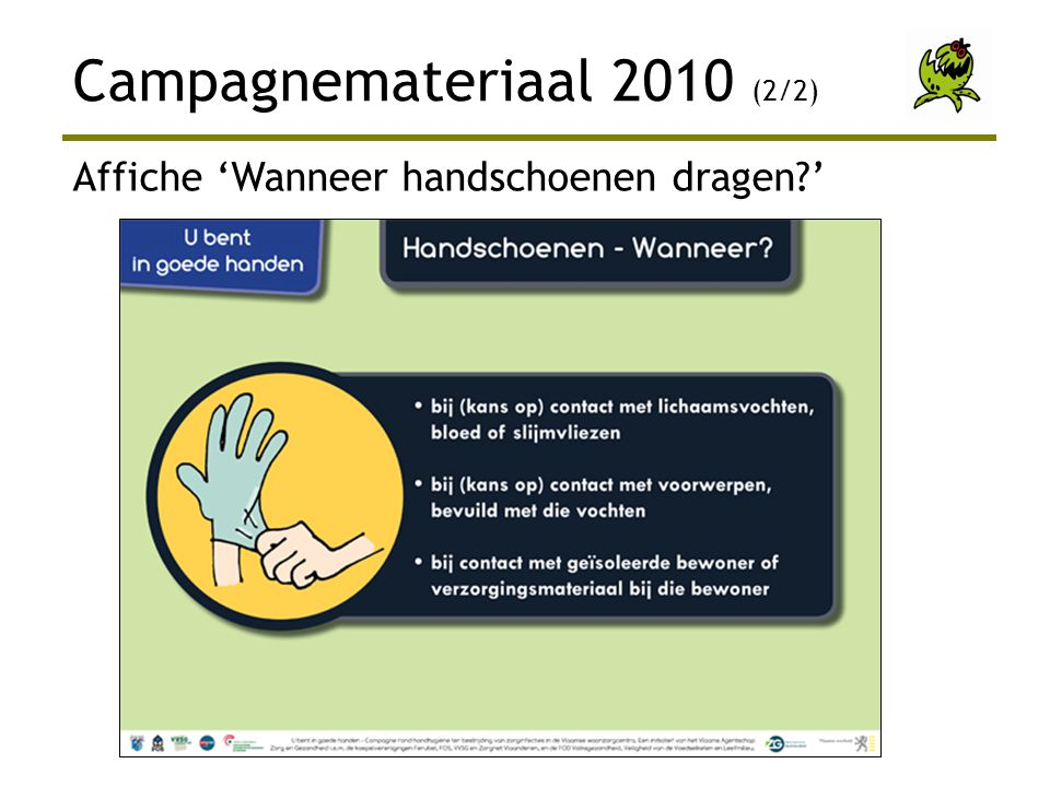 Campagnemateriaal 2010 (2/2)