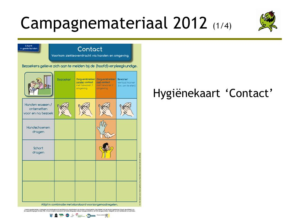 Campagnemateriaal 2012 (1/4)