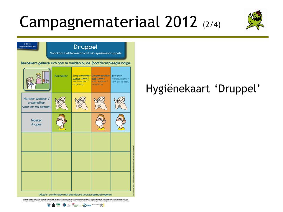 Campagnemateriaal 2012 (2/4)