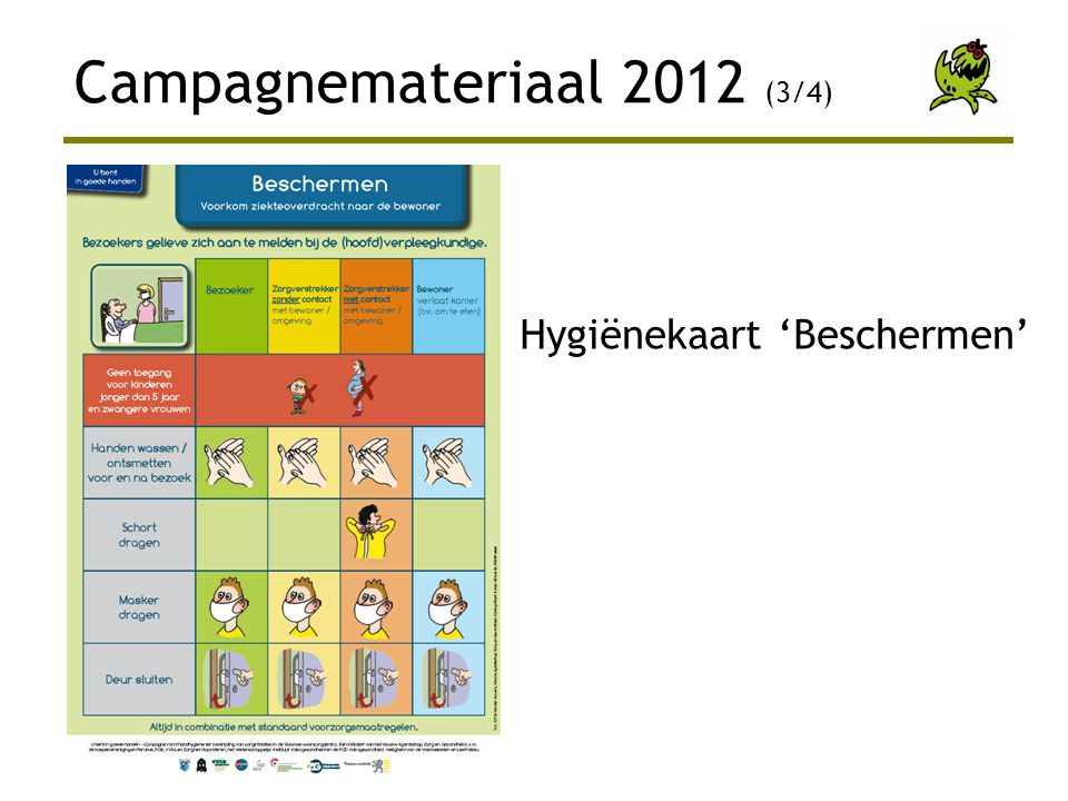 Campagnemateriaal 2012 (3/4)