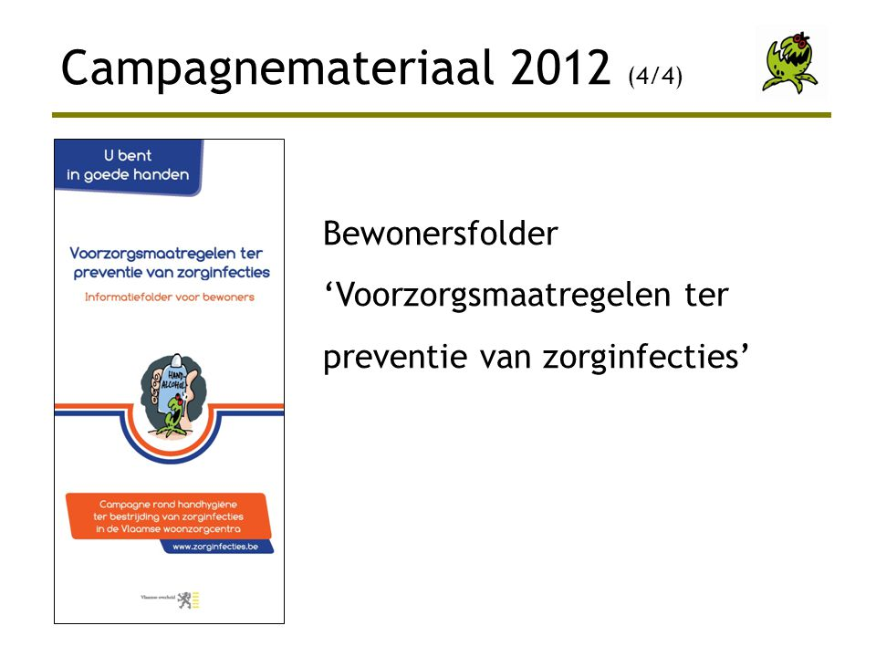 Campagnemateriaal 2012 (4/4)