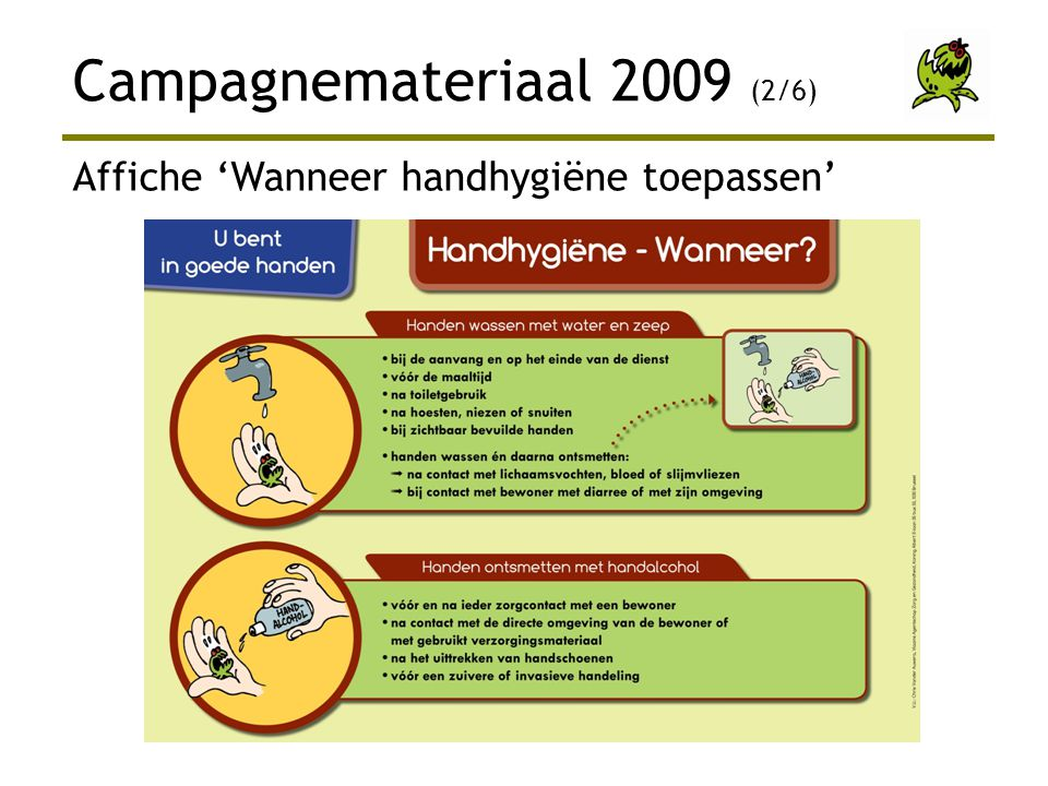 Campagnemateriaal 2009 (2/6)
