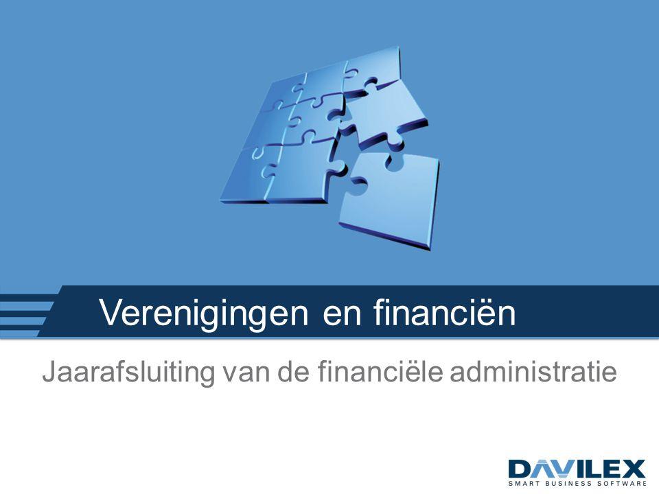 Verenigingen en financiën