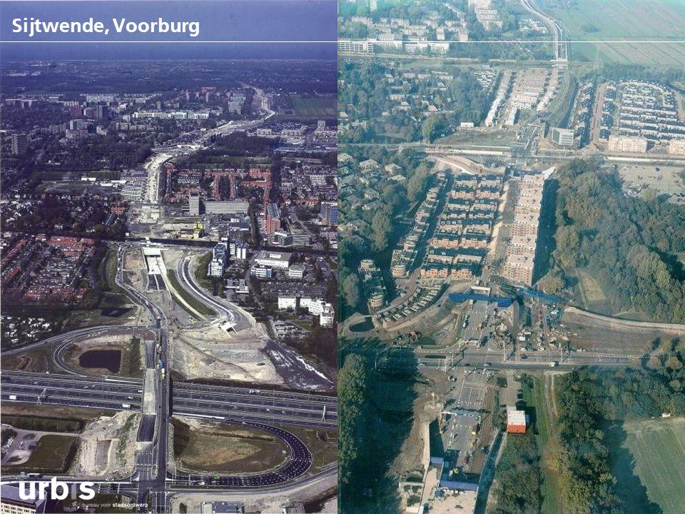 Sijtwende, Voorburg