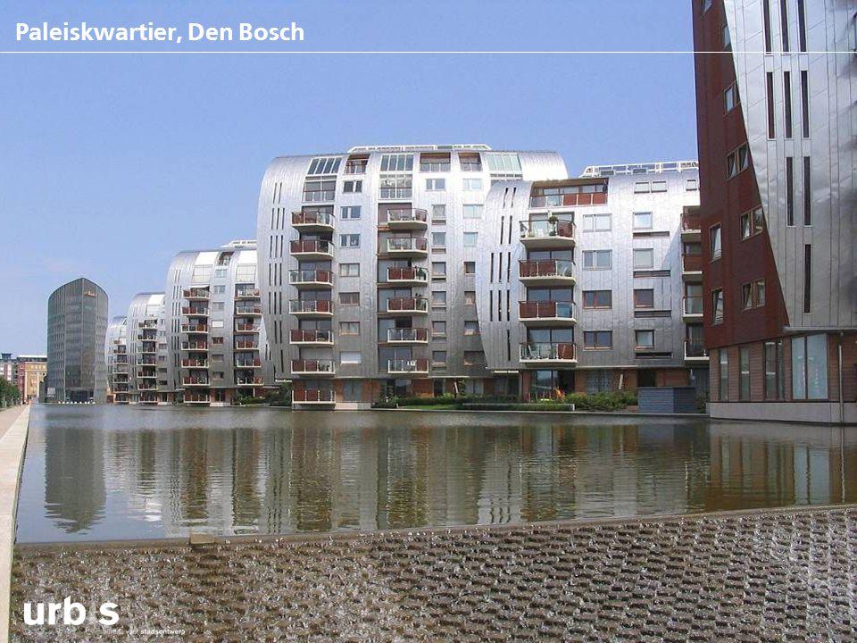 Paleiskwartier, Den Bosch
