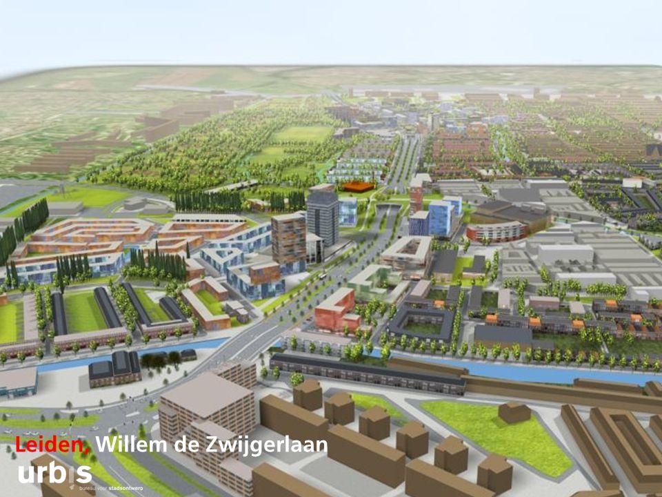 Leiden, Willem de Zwijgerlaan