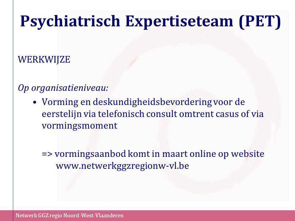 Psychiatrisch Expertiseteam (PET)