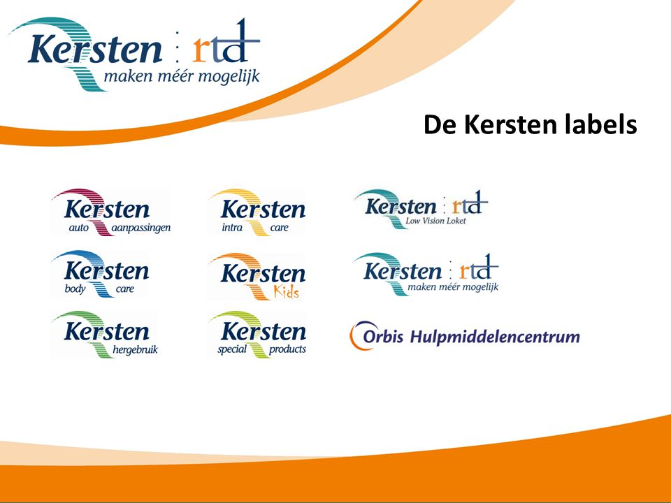 Wie is Kersten De Kersten labels