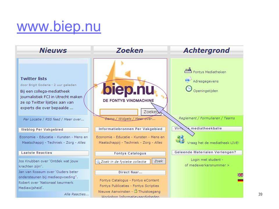 www.biep.nu