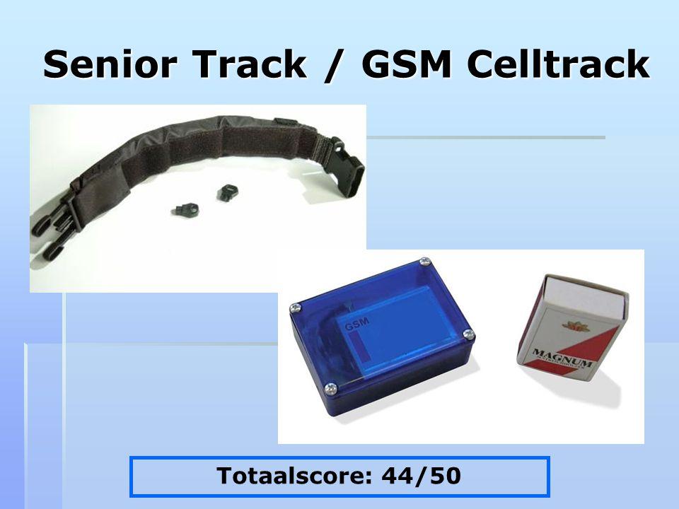 Senior Track / GSM Celltrack