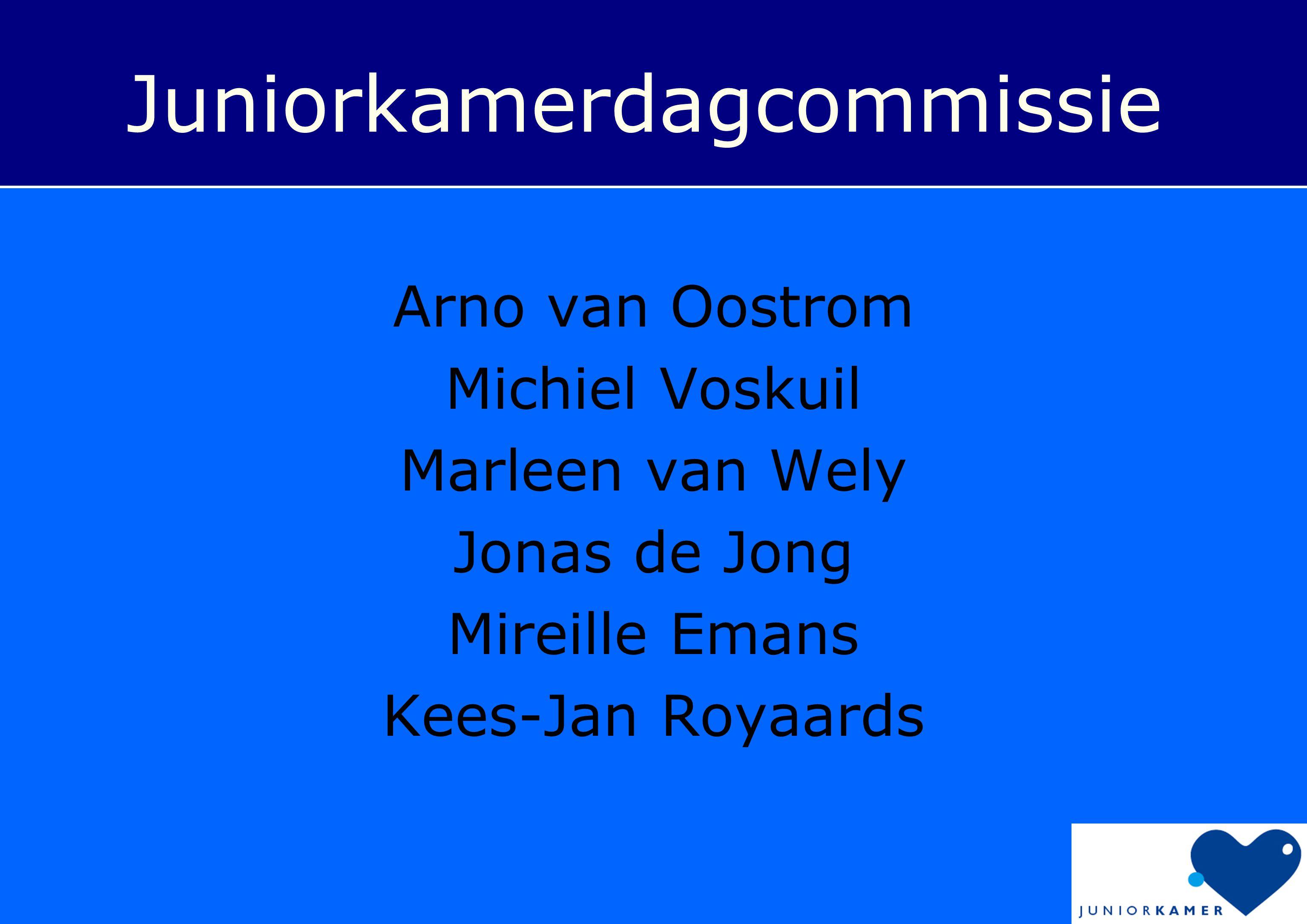 Juniorkamerdagcommissie